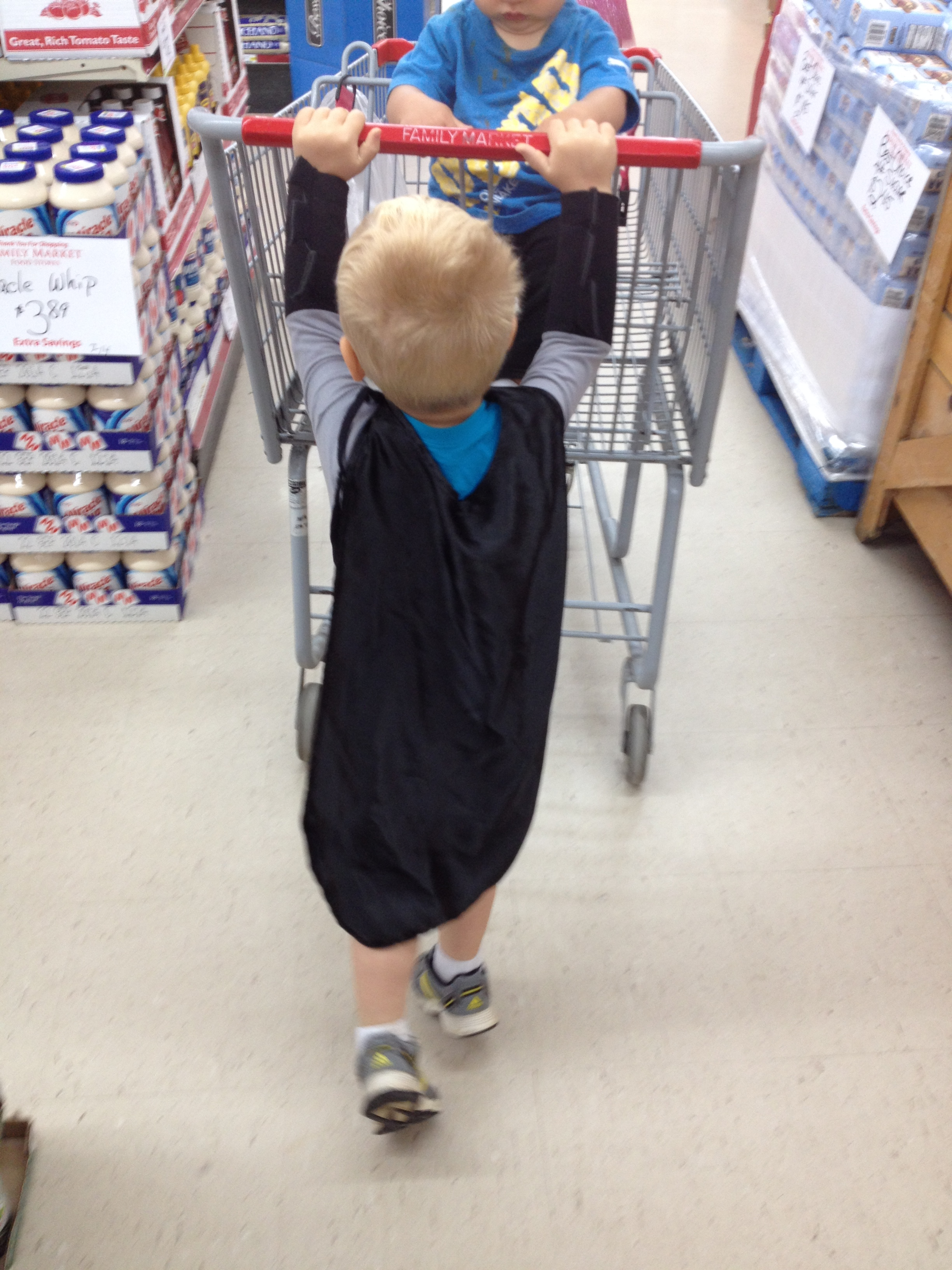 Its Ok If……. You let your kids pick out their clothes