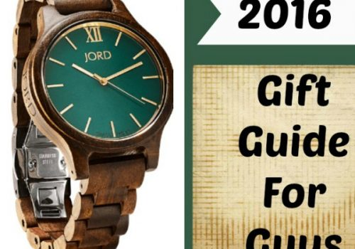 2016 Gift Guide for Guys!