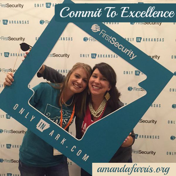 Commit to Excellence – #AWBU Recap- Hot Springs, AR