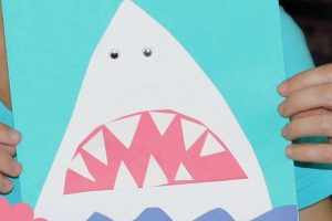 easy shark craft