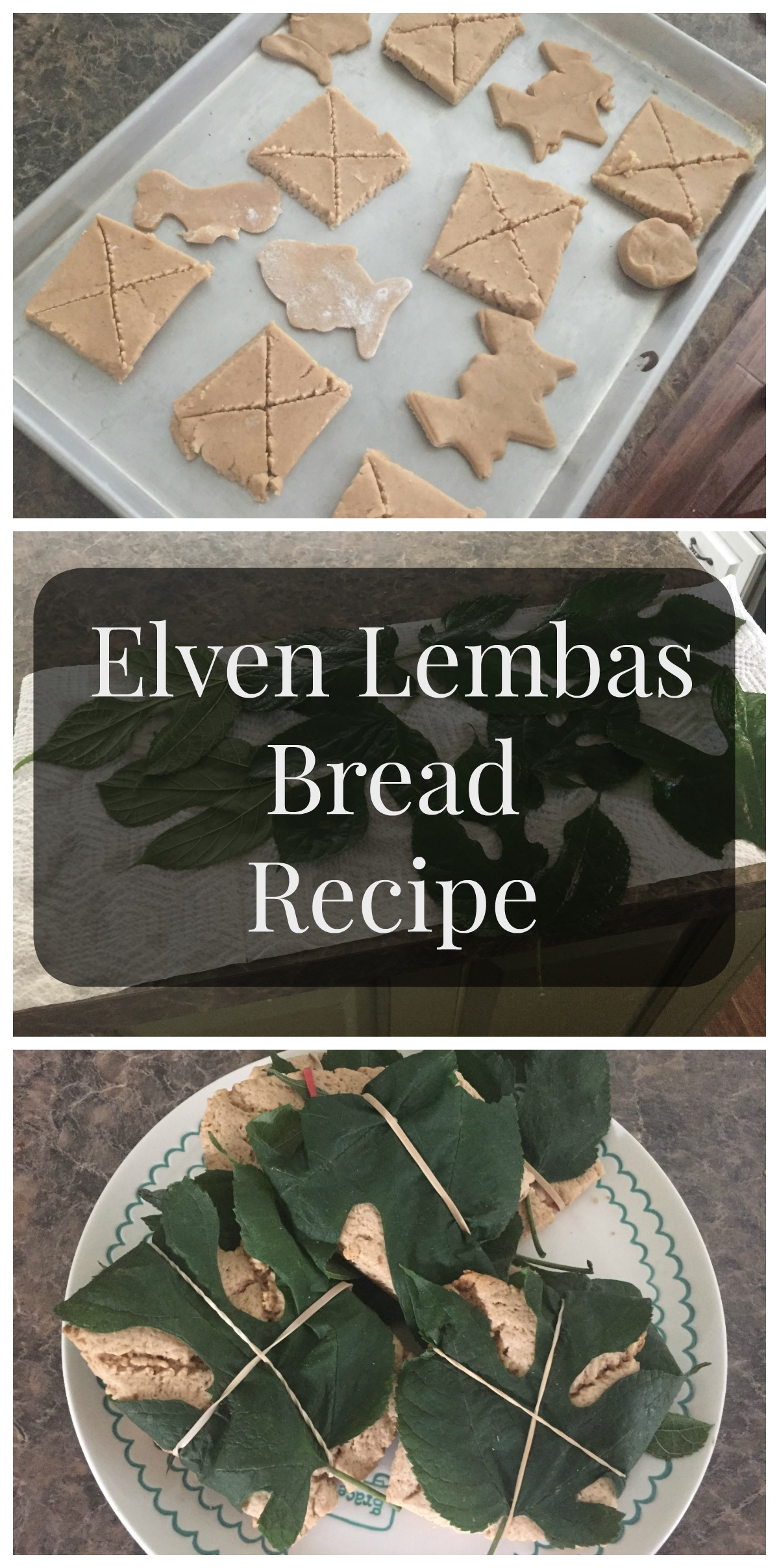 Elven Lembas Bread Recipe