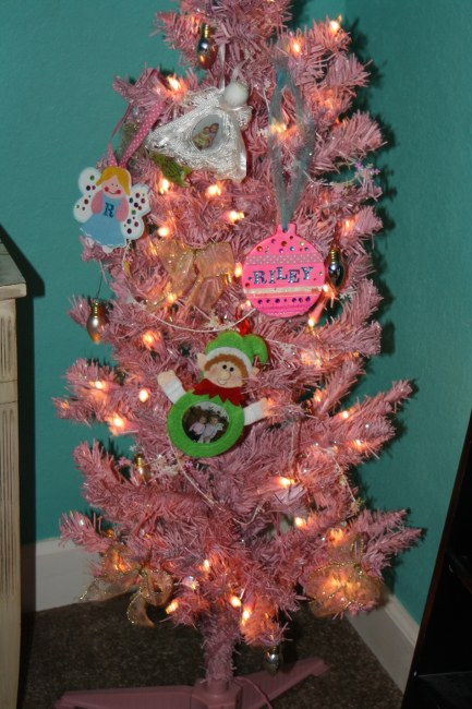 Christmas Tree Girls Rooms