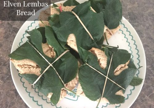 Lord of the Rings- Lembas Bread Recipe