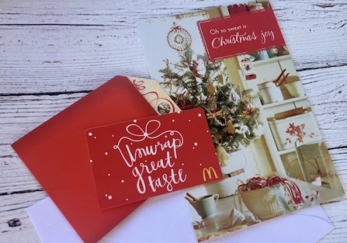 Christmas Blessing Bags