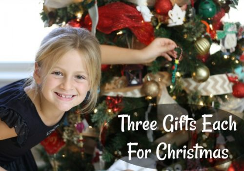 Why we give three gifts at Christmas