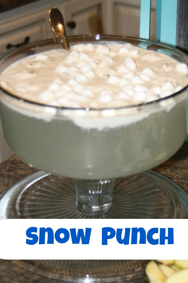 snow punch